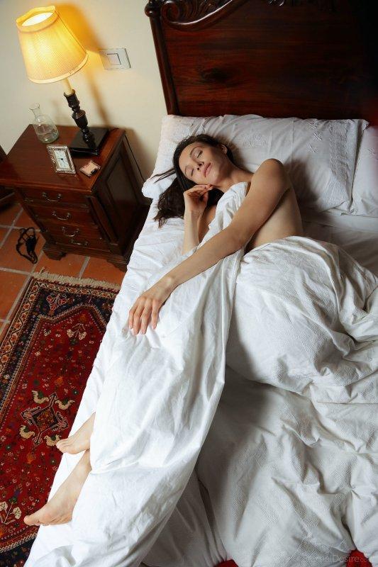Пробуждение Адель - фото